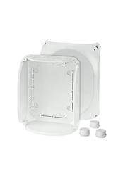 Hensel - Hensel Gri Termoplastik Buat IP66 295x225x122 DK 3500 GZ