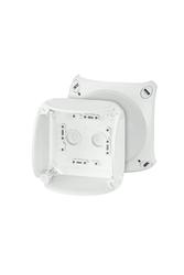 Hensel - Hensel Gri Termoplastik Buat IP66/IP67/IP69 104x104x70 KF 0400 H