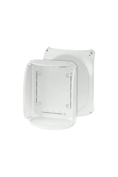 Hensel - Hensel Gri Termoplastik Buat IP66/IP67/IP69 255x205x112 KF 2500 H