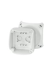 Hensel - Hensel Gri Termoplastik Buat IP66/IP67/IP69 93x93x62 KF 0200 H