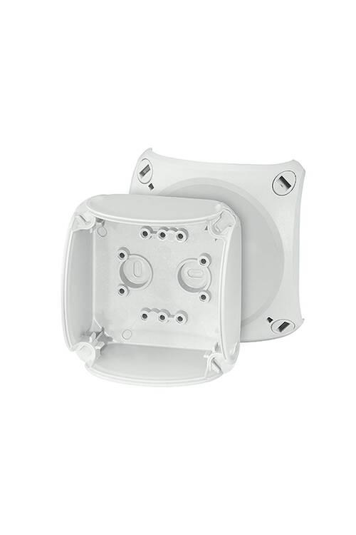 Hensel Gri Termoplastik Buat IP66/IP67/IP69 93x93x62 KF 0200 H