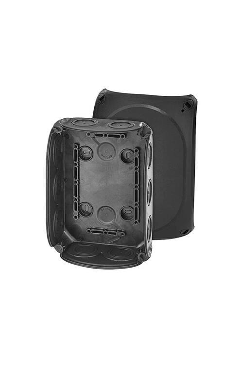 Hensel Siyah Termoplastik Buat IP66 180x130x77 DK 1000 B