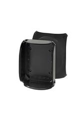 Hensel - Hensel Siyah Termoplastik Buat IP66/IP67/IP69 295x225x122 KF 3500 C