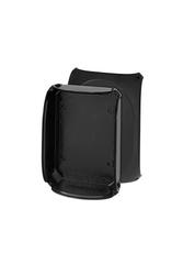 Hensel - Hensel Siyah Termoplastik Buat IP66/IP67/IP69 355x255x122 KF 5000 C