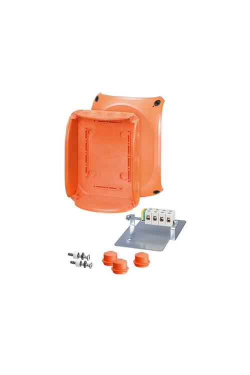 Hensel Turuncu Yangın Buatı IP65/IP66 155X210X92 FK 1616