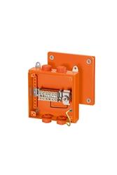 Hensel - Hensel Turuncu Yangın Buatı IP65/IP66 200x200x80 FK 9259