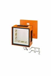 Hensel - Hensel Turuncu Yangın Buatı IP65/IP66 255x255x160 FK 5000
