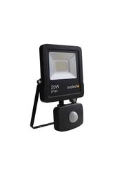 INOLED - İnoled 20W 3000K IP40 Sensörlü Led Projektör Gün Işığı 522202