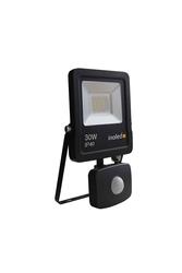 INOLED - İnoled 30W 3000K IP40 Sensörlü Led Projektör Gün Işığı 522302