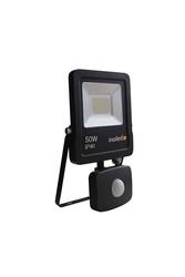 INOLED - İnoled 50W 6500K IP40 Sensörlü Led Projektör Beyaz 522401