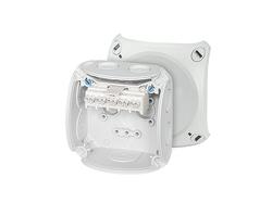 Hensel - Kablo Bağlantı Buatı IP66 93X93X62 - Hensel DK 0202 G