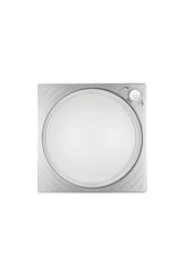 NADE - Nade 10410 Gri 360° Hareket Sensörlü LED'li Tavan Armatürü