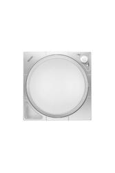 NADE - Nade 10710 Gri 360° Hareket Sensörlü LED'li Acil Aydınlatmalı Tavan Armatürü
