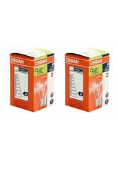 OSRAM - Osram Halolux Eco Enerji Tasarruflu Klasik A 57w E27 Halojen Lamba 2'li