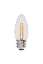 PELSAN - Pelsan 4W 3000K E27 Buji Filament Lamba 313437