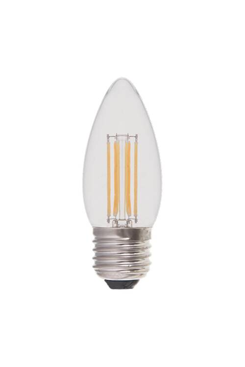 Pelsan 4W 3000K E27 Buji Filament Lamba 313437