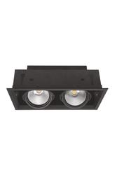 Pelsan - Pelsan Cora 19 Sıva Altı 2x20W 4000K COB LED Spot Armatür IP20 107901