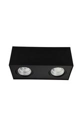 PELSAN - Pelsan Lora Sıva Üstü 2x30W 4000K COB LED Spot Armatür IP20 110537