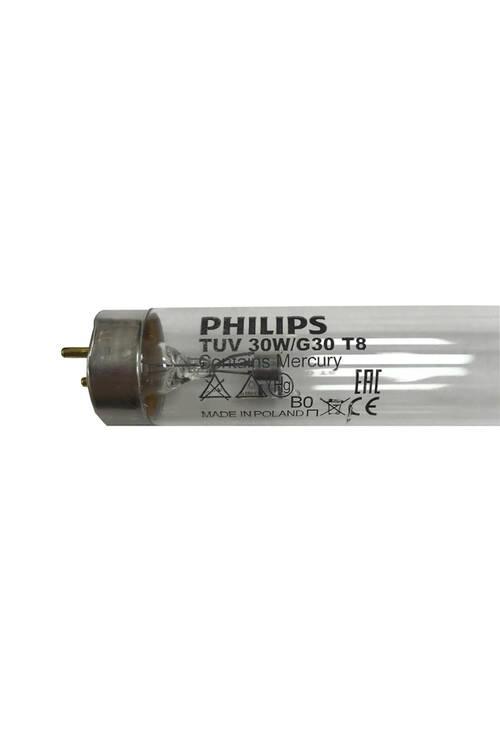 PHILIPS UVC 30W Mikrop Kırıcı Floresan Lamba