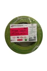 PRYSMIAN - Prysmian 0,75mm Sarı Yeşil Nyaf Çok Telli Topraklama Kablo H05V-K