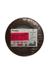 PRYSMIAN - Prysmian 1,5mm Kahverengi Nya Tek Damarlı Kablo H07V-U
