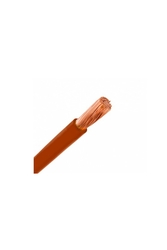 Prysmian 1mm Kahverengi Nyaf Çok Tellİ Kablo H05V-K - Thumbnail