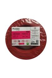 PRYSMIAN - Prysmian 1mm Kırmızı Nyaf Çok Tellİ Kablo H05V-K