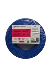PRYSMIAN - Prysmian 2,5mm Mavi Nyaf Çok Telli Kablo H07V-K
