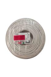 Prysmian - Prysmian 3x1,5mm TTR Beyaz Kablo H05VV-F