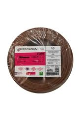 PRYSMIAN - Prysmian 4mm Kahverengi Nya Yanmaz Halogen Free Kablo H071-U