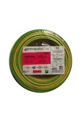 PRYSMIAN - Prysmian 4mm Sarı Yeşil Nyaf Çok Telli Topraklama Kablo H07V-K