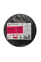 PRYSMIAN - Prysmian 4mm Siyah Nya Yanmaz Halogen Free Kablo H07Z1-U