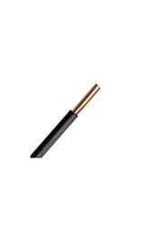 Prysmian 4mm Siyah Nya Yanmaz Halogen Free Kablo H07Z1-U - Thumbnail