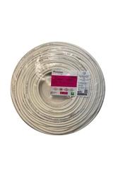 PRYSMIAN - Prysmian 4x1,5mm TTR Beyaz Kablo H05VV-F