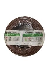 PRYSMIAN - Prysmian 6mm Kahverengi Nya Yanmaz Halogen Free Kablo H07Z1-U