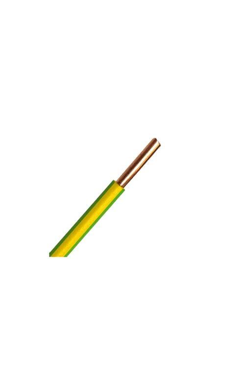 Prysmian 6mm Sarı-Yeşil Nya Yanmaz Halogen Free Kablo H07Z1-U