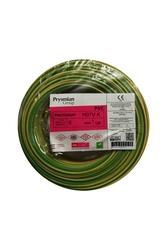 PRYSMIAN - Prysmian 6mm Sarı-Yeşil Nyaf Çok Telli Kablo H07V-K