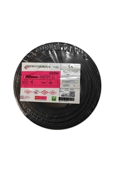PRYSMIAN - Prysmian 6mm Siyah Nya Yanmaz Halogen Free Kablo H07Z1-U