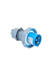T-Plast - Tplast Düz Fiş 3x16A IP67 3121 301 0900