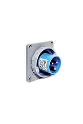 T-Plast - Tplast Makine Fişi 3x16A IP67 (Düz) 3121 320 0900