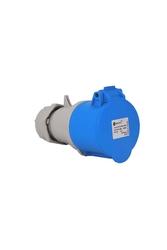 T-Plast - Tplast Uzatma Prizi 3x16A IP44 3120 304 0901