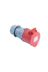 T-Plast - Tplast Uzatma Prizi 5x32A IP67 3108 304 1600